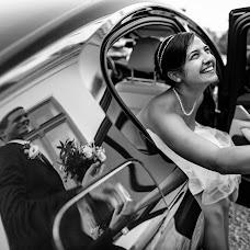 Wedding photographer Balázs Andráskó (andrsk). Photo of 23.08.2018