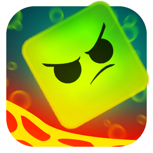 The Floor is Lava: Challenge Nuclear Jelly file APK Free for PC, smart TV Download