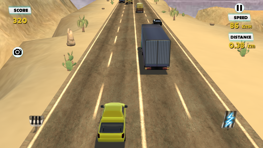 android Traffic Chaser: Police Race Screenshot 2
