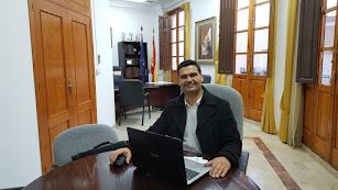 Martín Morales, alcalde de Turre.