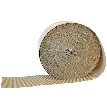 Wellpapprulle  10cmx75m