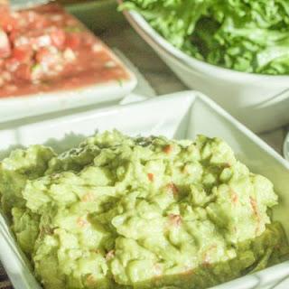 Fresh Mexican-Inspired Guacamole