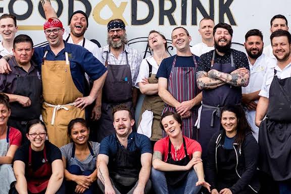 Indie Chefs Week NYC at Rebelle