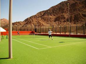 Photo: #022-Les tennis de Sinai Bay 2011
