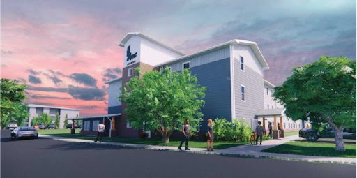 Libertad Apartments will offer affordable housing in Grandview, especially for those at risk of homelessness