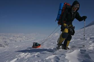 Photo: Summit Plateau !!! 5000 m.