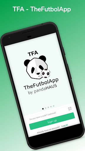 thefutbolapp - tfa by pandahaus screenshot 1