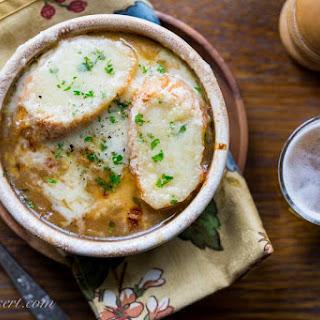 Thick Onion Soup Recipes