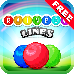 Rainbow Lines FREE for PC and MAC