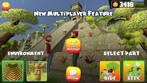 Classic Hide & Seek Fun Game apktram screenshots 17