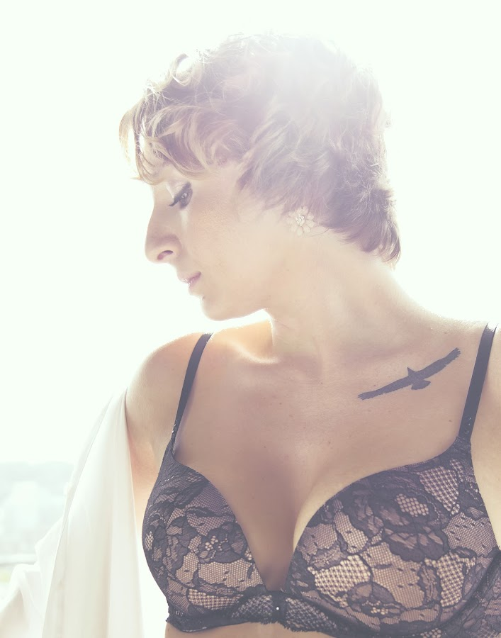 Winged Goddess by Amanda Halliday - Nudes & Boudoir Boudoir ( angel, sexy, boudoir, goddess )
