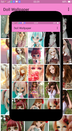Doll Wallpaper for PC