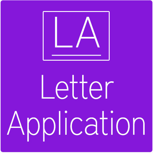 Letters and Applications