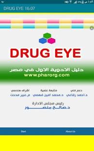 drug eye index - náhled
