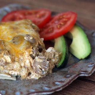 Chicken Taco Casserole Recipe