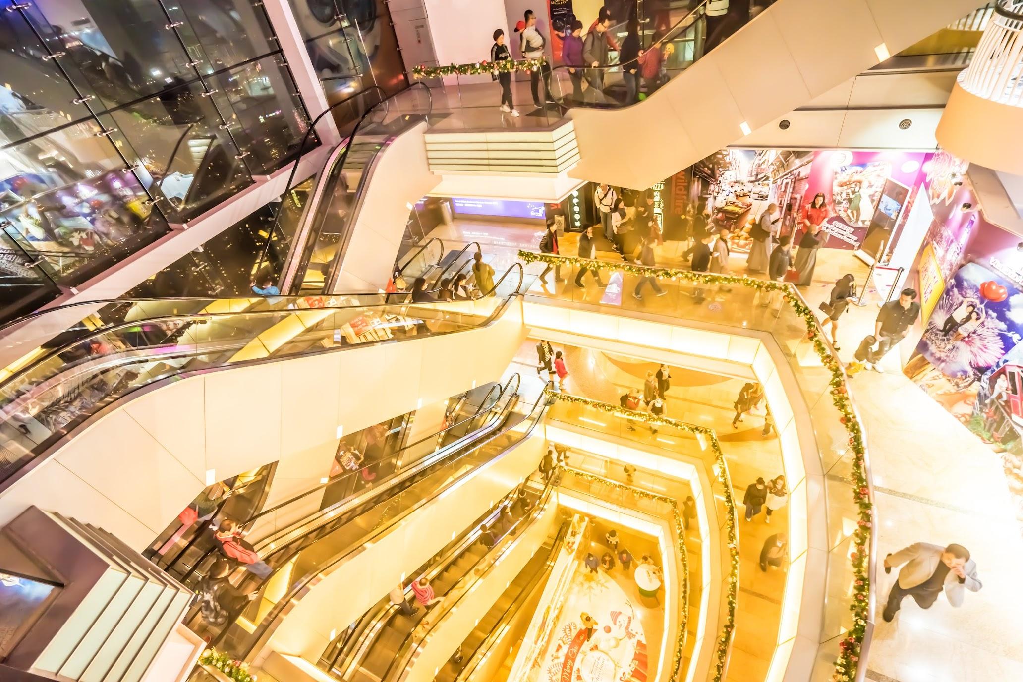 香港 ピーク・タワー2