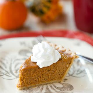 Sugar Free Pumpkin Pie Splenda Recipes