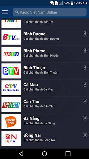 Radio Vietnam Online - listening radio 1.2.9 3
