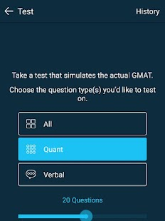 Ready4 GMAT (Prep4 GMAT)- screenshot thumbnail