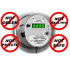 Radiation Smart meters