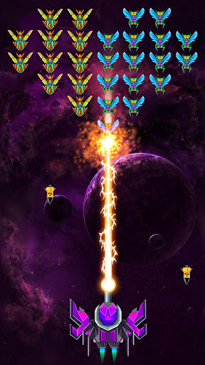 Galaxy Attack screenshot 5