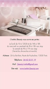 Institut de Beauté JBeauty - náhled