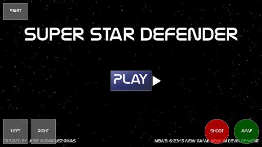 Super Star Defender