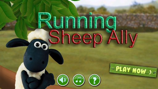 Running Sheep Ally - Adventure