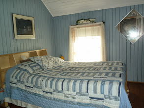 Photo: upstairs bedroom