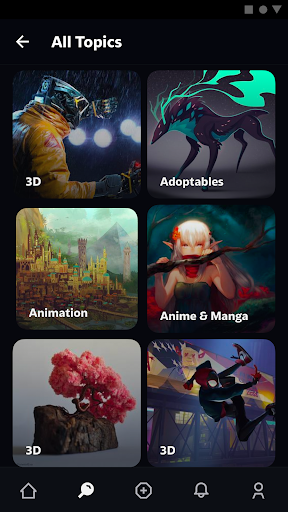 DeviantArt 2.1.1 screenshots 4