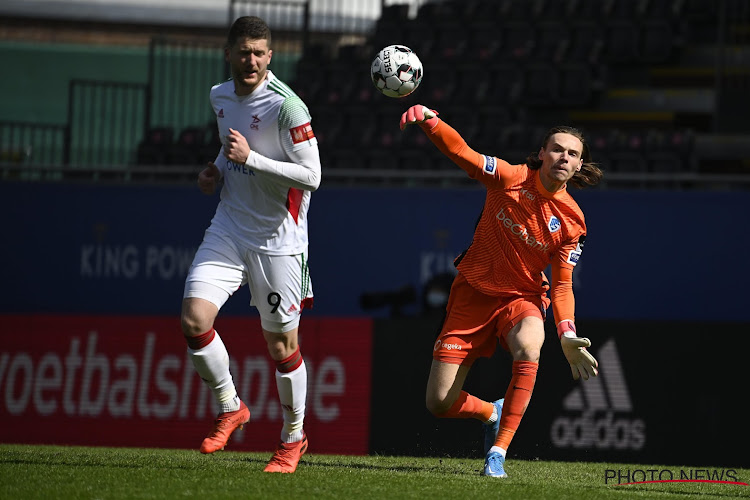 "Maarten Vandevoordt : ""Je peux encore faire beaucoup de progrès"""