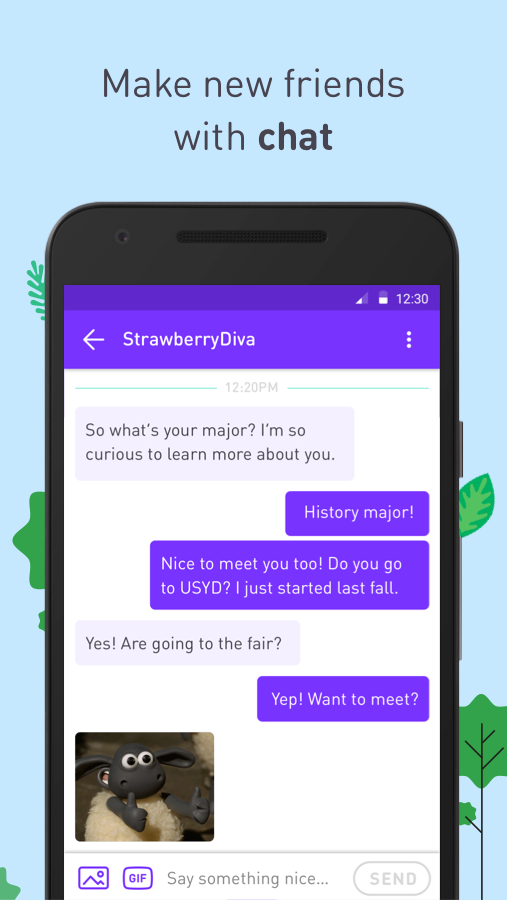 Whisper- screenshot