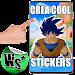 Crear WhatSticker - Maker Stickers Studio icon