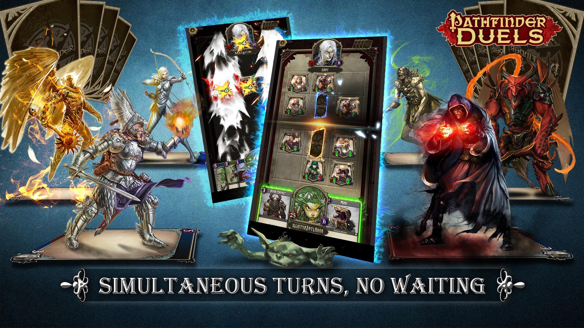 Pathfinder Duels screenshot #7