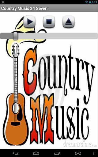 免費影片剪輯視頻APP Country Music 24 Seven!隨時隨地看影片