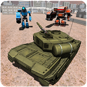 Real Tank Robots War Simulator
