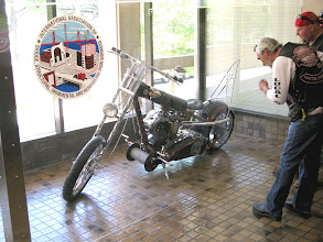 Photo: OCC Chopper built for the Ironworkers