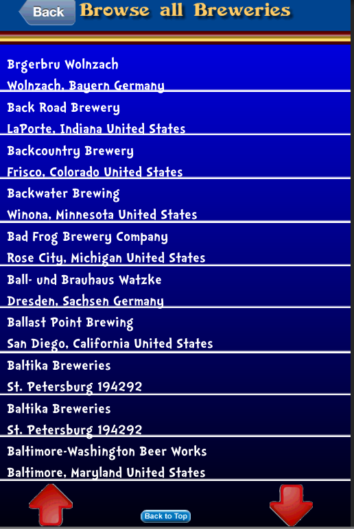Beer Master- screenshot