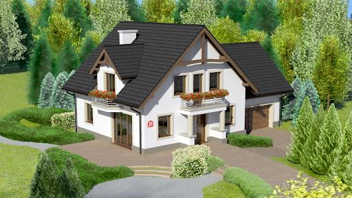 projekt Dom przy Cyprysowej 28
