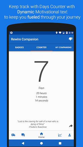 Rewire Companion: Overcome Porn Addiction for Android apk 1