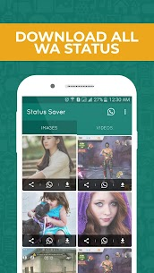 Status Saver for WhatsApp App Download For Android and iPhone 1