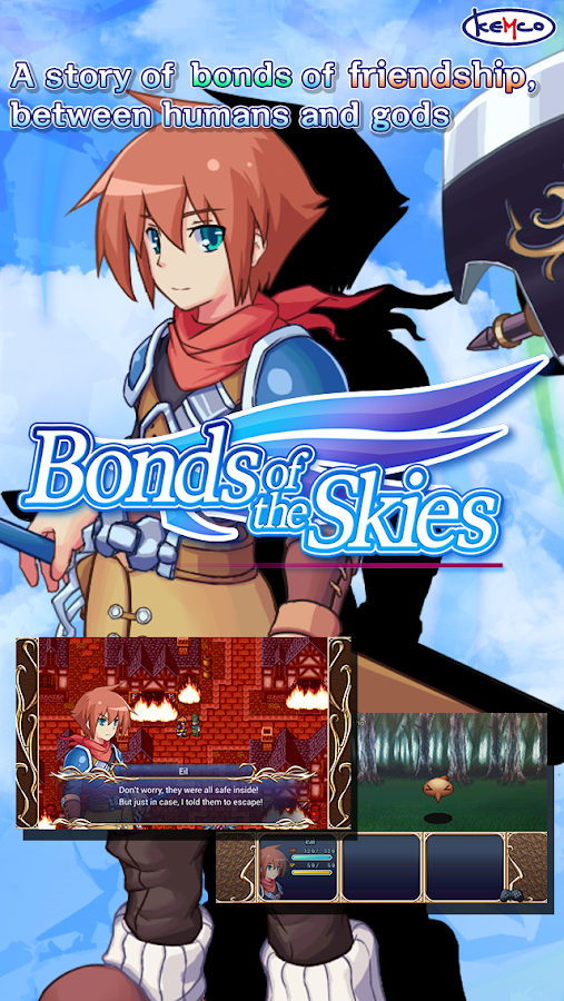 Premium-RPG Bonds of the Skies- screenshot