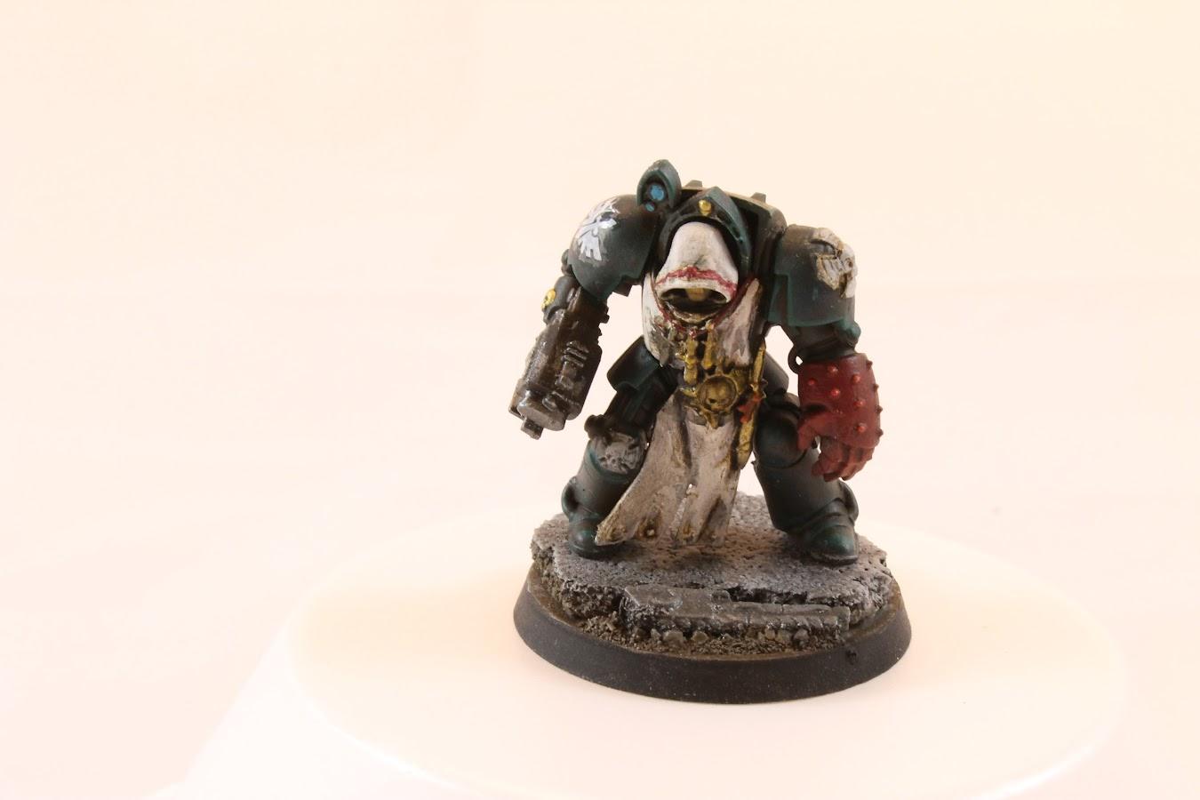 Terminator #3, painted