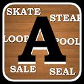 Anagrams Word Trivia - Free icon