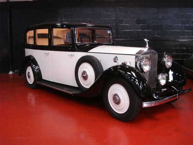 Rolls-Royce 2530 Hire Glasgow