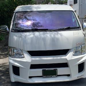 ハイエースバンのカスタム事例画像 ワイドー「沖縄」さんの2020年07月07日22:04の投稿