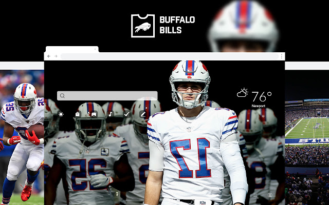 Buffalo Bills HD Wallpapers New Tab