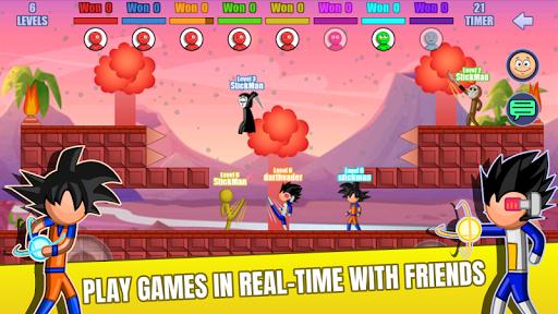 Stick Fight Online: Multiplayer Stickman Battle 2.0.29 screenshots 18