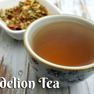 How to Make Dandelion Tea Recipe