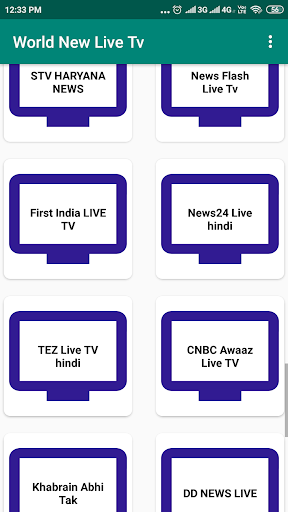 World News Live Tv App Report on Mobile Action - App Store